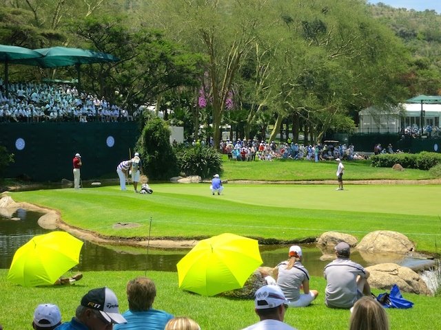 Gary Player Country Club Nedbank Golf Challenge