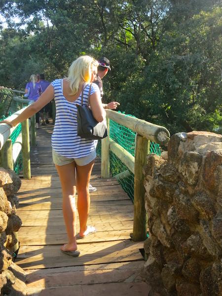 Nicole Willett and romance at Sun City