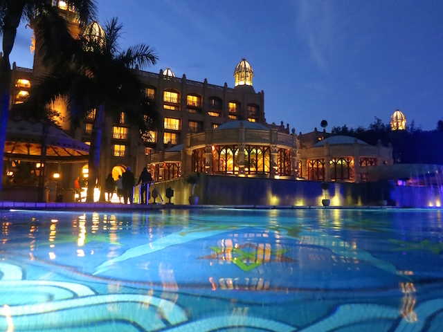 Palace of the Lost City Hotel South Africa