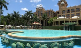 Sun City, South Africa, land of beautiful women