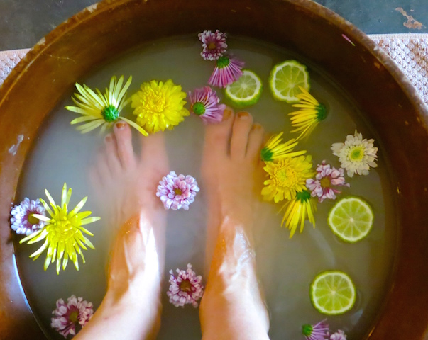 Being a spa reviewer, Thai spas