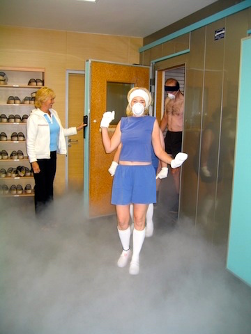 Spa reviews cryotherapy in Poprad Slovakis