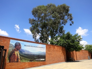 One day in Johannesburg, South Africa, Apartheid Museum