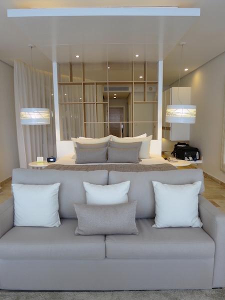 Paradisus Palma Real resort Family Concierge room, Punta Cana