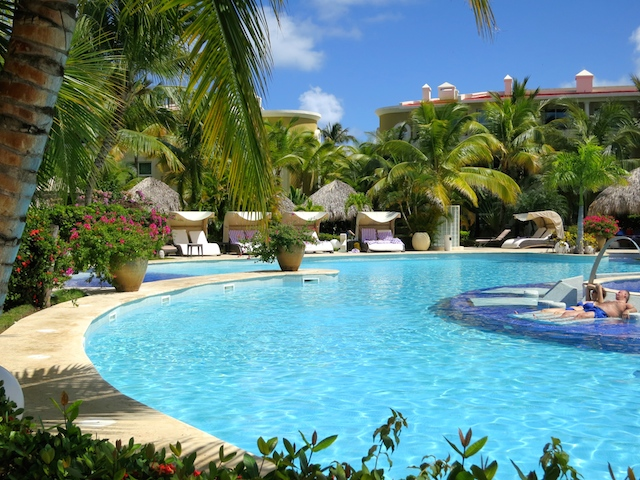 Paradisus Punta Cana swimming pool