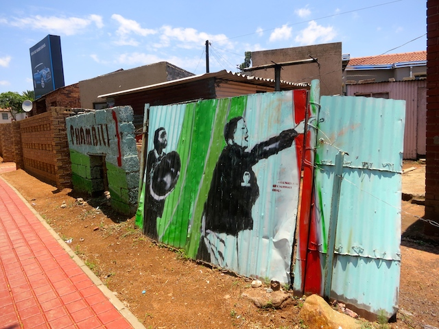 Picture of Soweto, South Africa