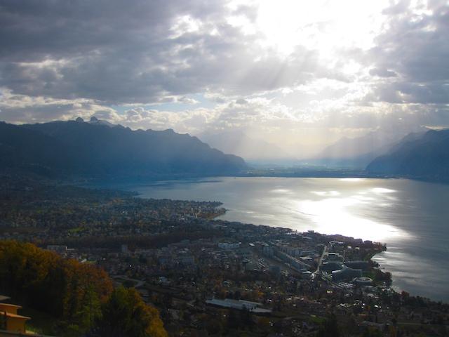 Writing spa reviews Mirador Kempinski Lake Geneva Switzerland