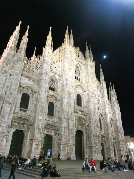 Cities in Italy, things to do in Milan, the Duomo