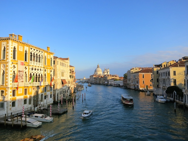 How I afford luxury travel, Venice
