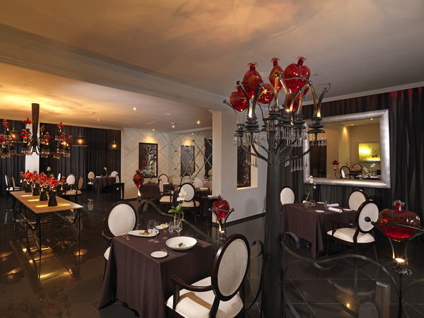 Passion restaurant, Paradisus Palma Real, a tropical island luxury resort