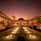 The Colonial Plaza at the luxury all inclusive, Paradisus Palma Real