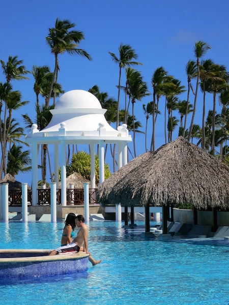Tropical island luxury at Paradisus Palma Real, Punta Cana