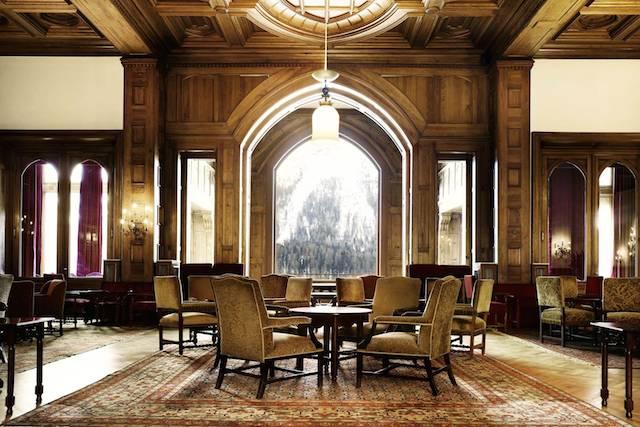 Badrutt's Palace Hotel St Moritz, Switzerland