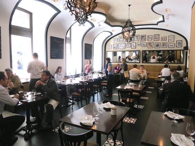 Best Restaurants Budapest Borkonyha Winekitchen