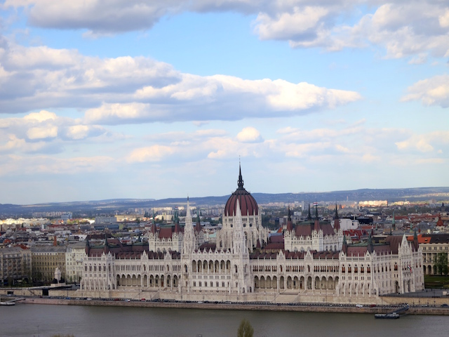 Budapest Parliament Building Air Transat Vacations Europe