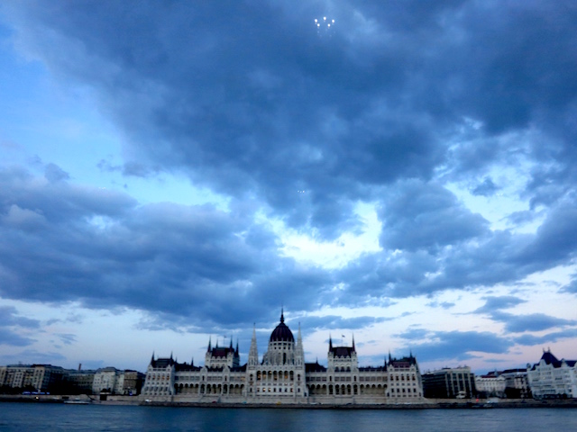 Danube River Cruise at night Things to do in Budapest