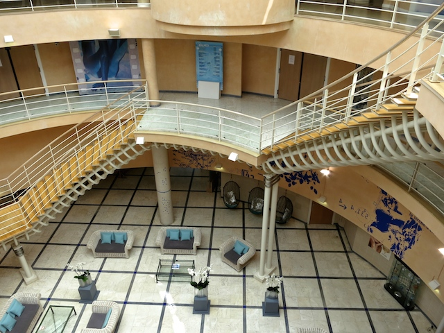 Easy way to spa in Vichy, Thermal Spa Les Celestins