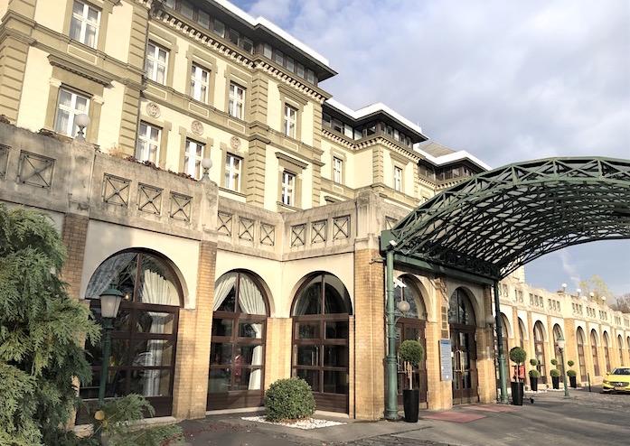 Grand Hotel Margaret in Budapest