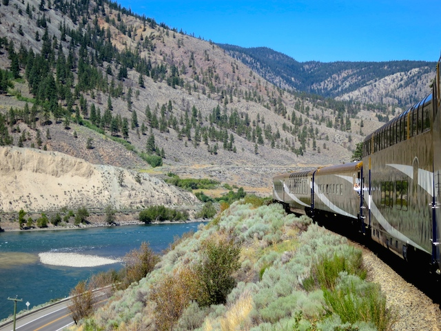 A rail ride with Rocky Mountaineer through Western Canada