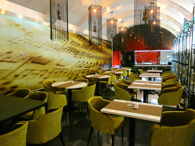 Aria Hotel Budapest, a music-themed hotel