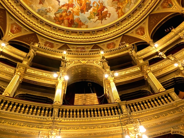 Budapest Opera House, Music in Budapest