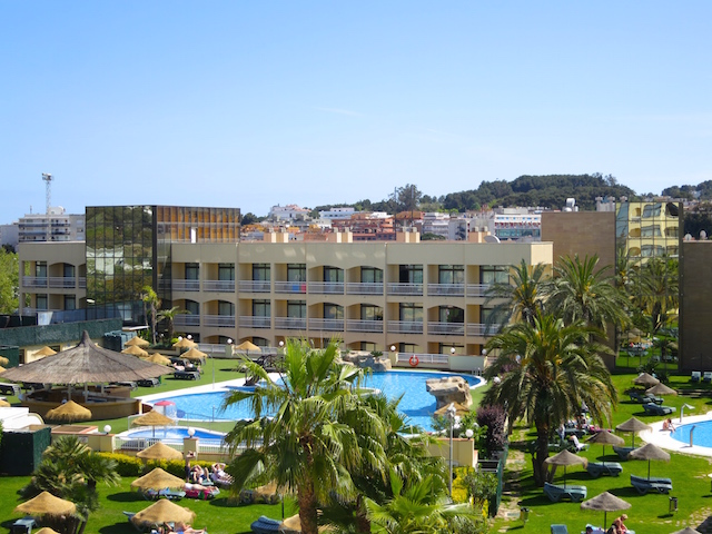 Evenia Olympic Resort One day in Lloret de mar Costa Brava