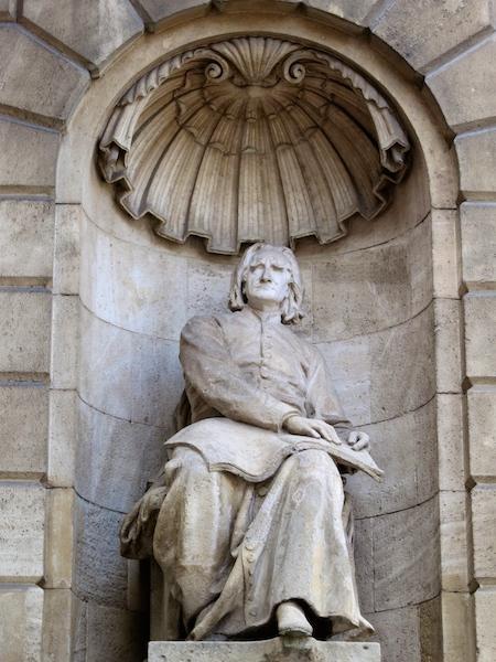 Liszt sculpture Budapest Opera House