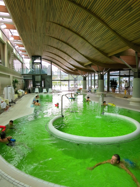 Aix-les-Bains spa towns in Europe