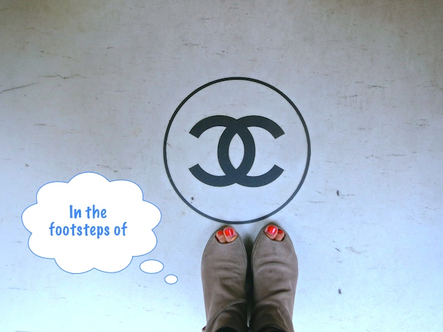 Following the footsteps of Coco Chanel in Paris