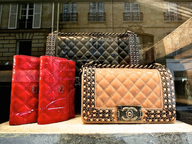 In the footsteps of Coco Chanel in Paris, the Chanel bag I want
