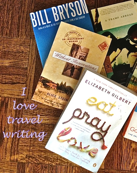 Travel and Writing best travel books