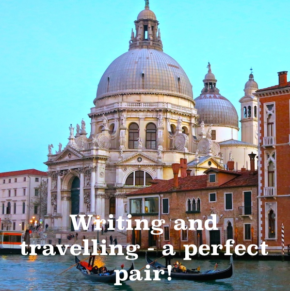 About Travel Writing, Venice Grand Canal wanderingcarol.com