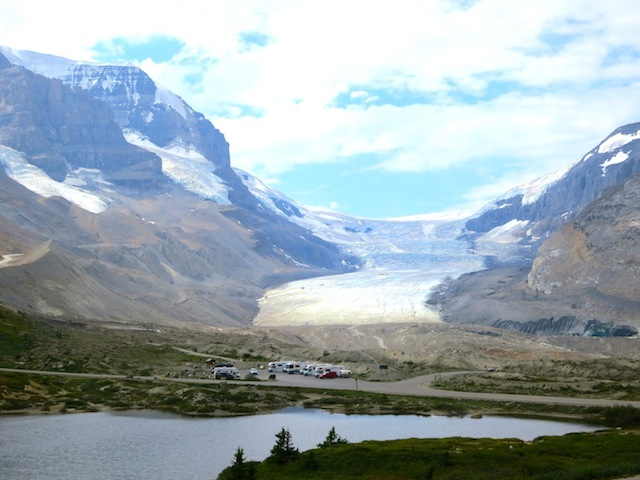 Canadian Icefields Tour