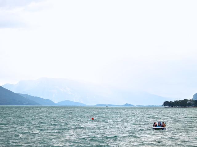 Visit Aix les Bains, Lake Bourget