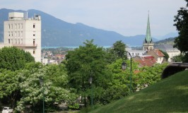 Why visit Aix-les-Bains, France, and Lake Bourget?