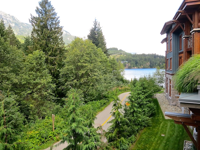 Nita Lake Lodge in Whistler Creekside review Valley Trail