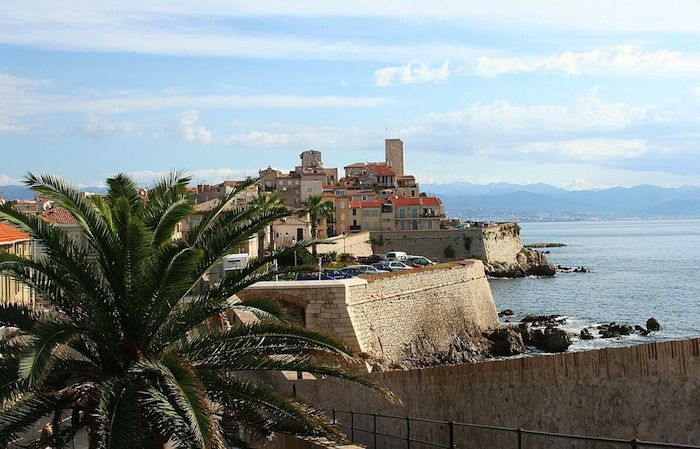 One day in Antibes, South of France