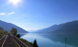 Romance on the rails: Rainforest to Gold Rush route