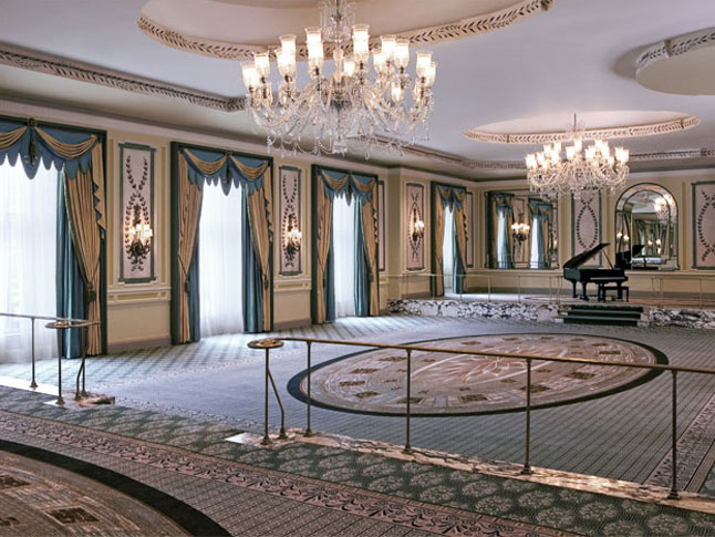 Review The Pierre Hotel New York Cotillion Ballroom