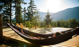 Scandinave Spa in Whistler review: rekindling the romance