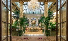 Luxury New York hotels, The Plaza blog review