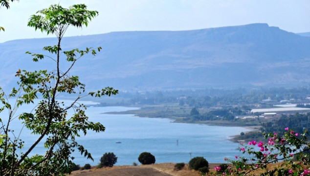 Attitude at the Mount of Beatitudes, a trip to the Holy Land