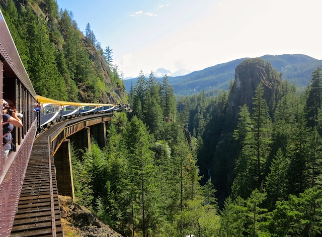 Blog Ambassadorship Rocky Mountaineer Luxury Train
