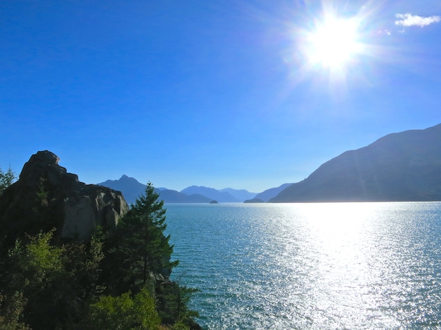 Blog ambassadorship Rocky Mountaineer Whistler to Vancouver
