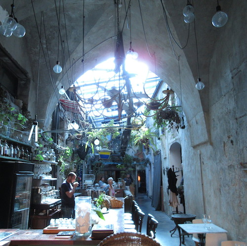 Cordelia Bistro, One day in Old Jaffa, Tel Aviv