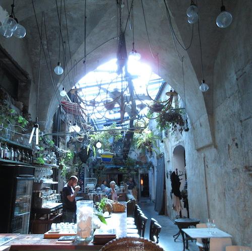 Cordelia Bistro, One day in Old Jaffa, Tel Aviv