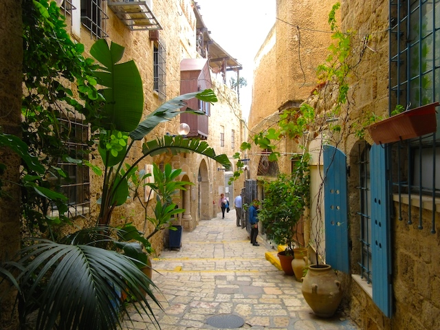 Daytrip to Old Jaffa, Tel Aviv