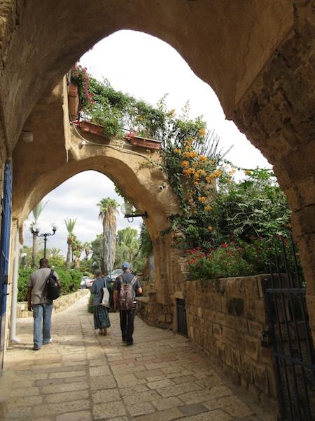 Explore Old Jaffa Tel Aviv