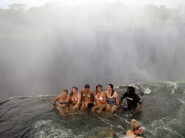 Devil S Pond Victoria Falls Pictures To Pin On Pinterest Pinsdaddy