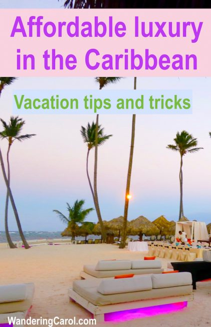 If you're searching for an affordable Caribbean luxury vacation, read this article for affordable luxury vacation tips and tricks